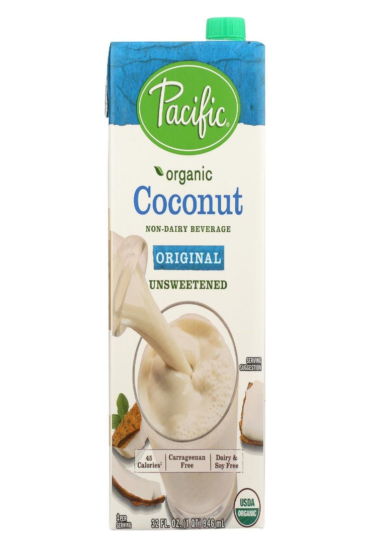 Pacific Natural Foods Coconut Original Unsweetened