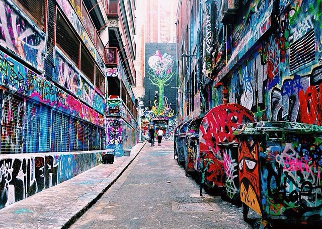 Melbourne Graffiti #best #art #beautiful