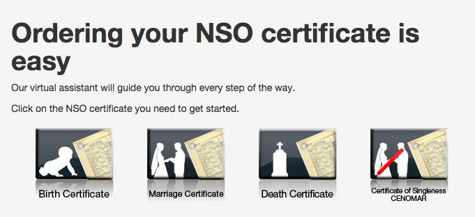How to get NSO Certificate Online - Birth, Marriage, Death or - copy affidavit of birth uscis