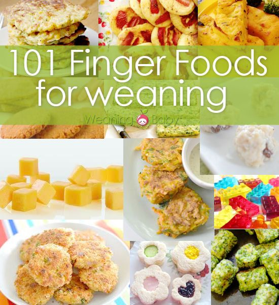 Needing some weaning food inspirations or ideas? Check out our 101 finger foods for babies and toddlers.