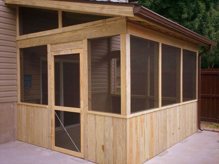 Best Screened in Porch Design Ideas (31