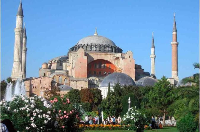 4-Day Istanbul Islamic Tour 						While 95% of Istanbul's population is Muslim it's also considered as a modern and historical Islamic city. Join this religious multi-day tour to explore Old City's mosques, palace, grand bazaar and cemetery. 		 		 											Day 1 - IstanbulArrival Day. Meet at the airport Transfer to your hotel. You will be given your room key and the rest of the day is yours to explore Istanbul. Overnight in Istanbul. There are two airports in Istanbul. Ista...