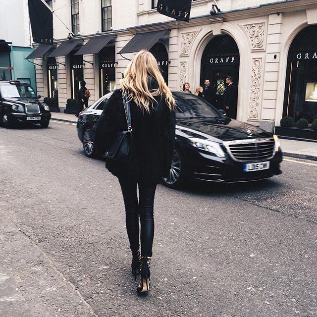 K A T E R O O N E Y (London) @theglowedit Leather pants wil...Instagram photo | Websta (Webstagram)