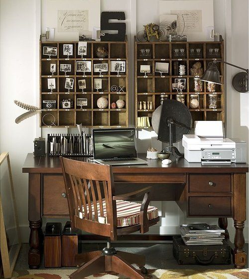 You Donu0027t Have To Have To Dedicate An Entire Room To Create An  Aesthetically Pleasing And Functional Home Office Space.