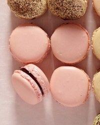 Easy French Macarons Recipe & Video   Martha Stewart