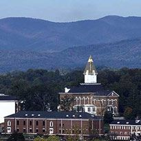"""Dahlonega, Georgia. Located in the Blue Ridge Mountains, about an hour north of Alanta. This mining town was the sight of the first American gold rush and is where the phrase """"There's Gold in them there hills"""" originated."""