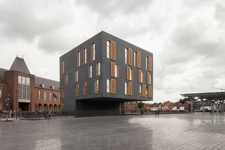 Gallery - City square Mortsel / ABSCIS Architecten - 2