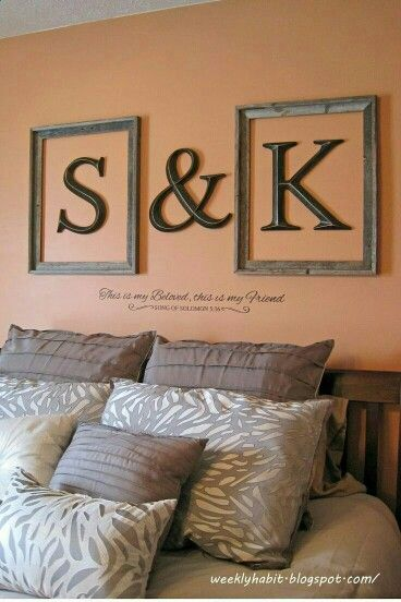 For our bedroom <3