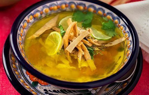¿Cómo hacer una sopa de lima?   Noticias de México y el Mundo