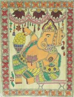 Madhubani Art for Kids