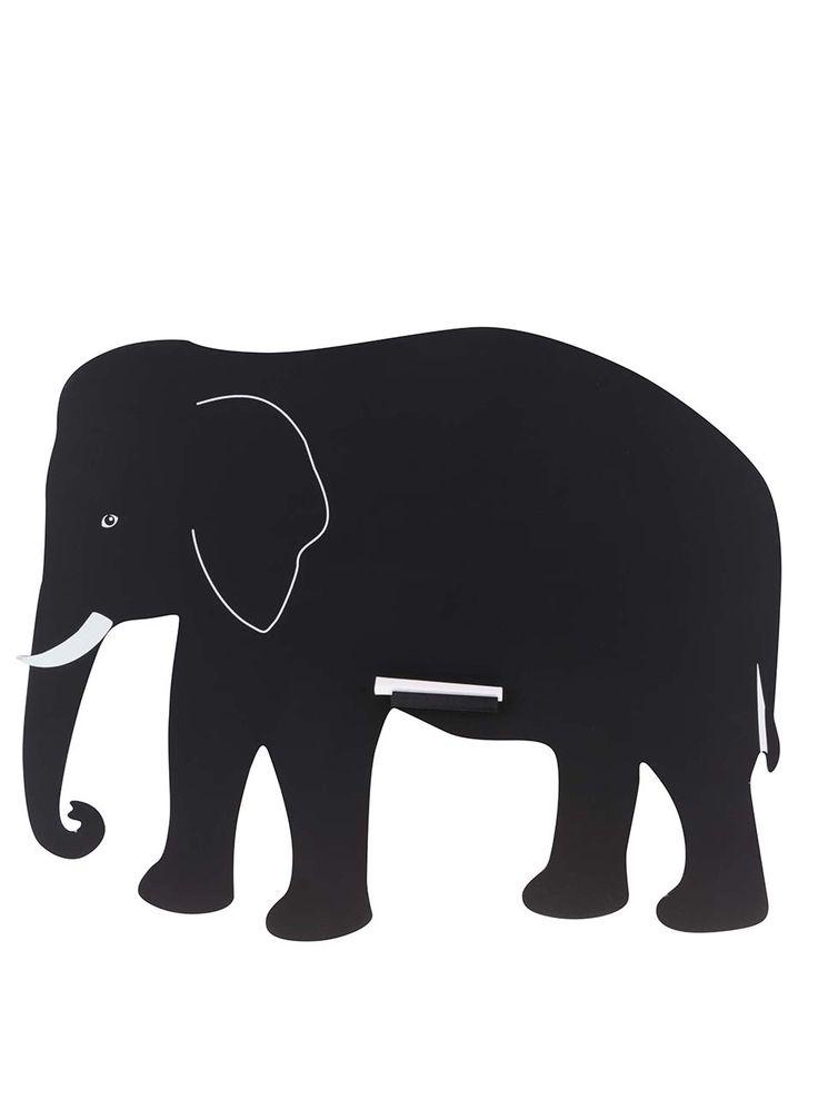 Tablă pentru scris Sass & Belle sub formă de elefant #magazindefashion