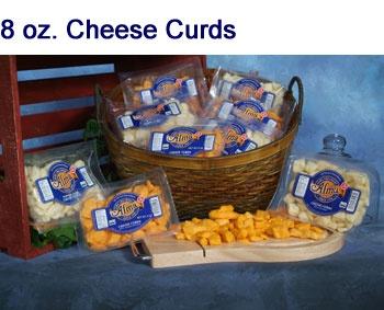 Cheese Curds from the Alma Creamery, Alma, Kansas