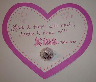 Bible Verse Valentine ideas (from Catholic Icing)