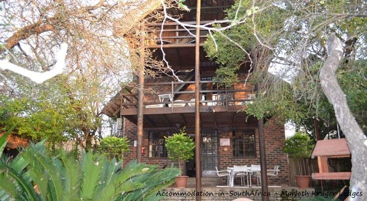 Marloth Kruger Lodges accommodation Marloth Park.