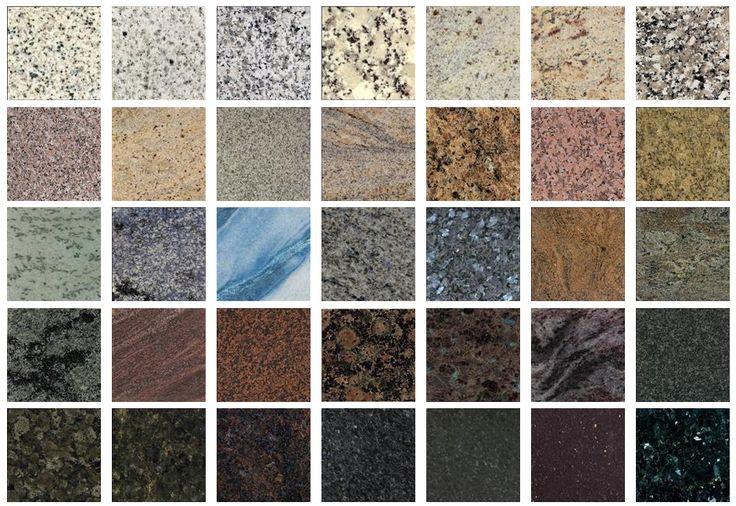 Wonderful Granite Samples At: https://www.jrmarble.co.uk/materials/granite-worktops