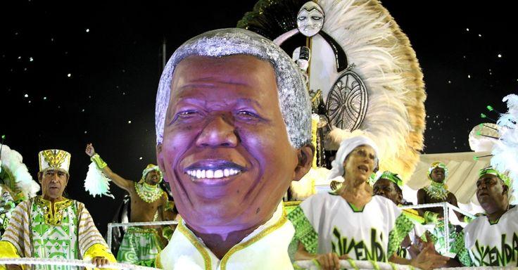 IMPERATRIZ LEOPOLDINENSE: A escola foi buscar no continente africano as influências para produzir o desfile deste ano. Foi a quinta entrar na Sapucaí na segunda noite do Carnaval carioca. A agremiação entrou na avenida buscando a vitória, já que passa por um jejum de títulos que dura 14 anos.