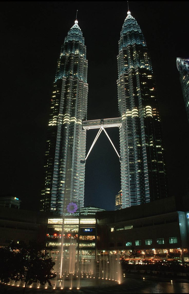 Petronas Twin Towers, KL, Malaysia