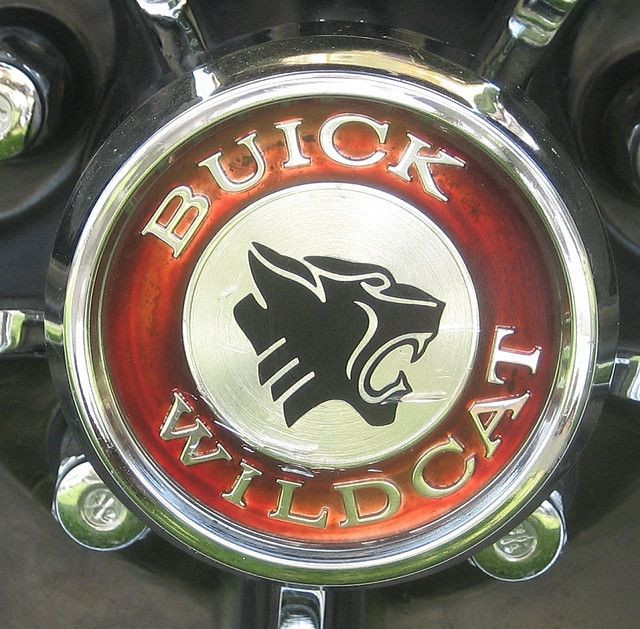 Buick wildcat logo | Buick Wildcat - 1965 | Flickr - Photo Sharing!