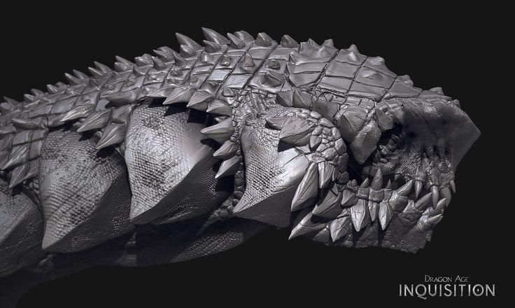 Frost Dragon, Patrik Karlsson on ArtStation at https://www.artstation.com/artwork/frost-dragon-b43e57b8-3514-4c87-bf94-91130ee03f01