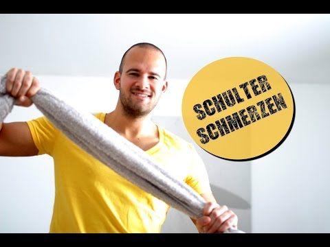 Schulterschmerzen behandeln - Impingement Syndrom - Übungen / Dehnen gegen Probleme! - YouTube