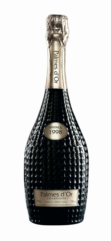 Palmes d'Or Champagne. Simply lovely IMPDO.