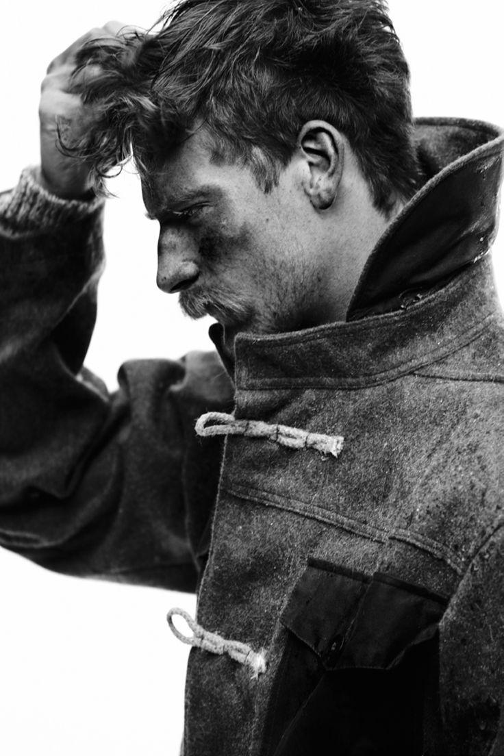 Nigel Cabourn by Yves Borgwardt
