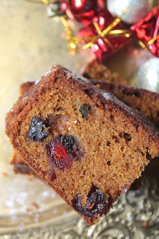 Even though i have three variation of plum cake recipe in my blog. My viewers have been asking for the traditional fruit cake which has ...