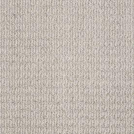 STAINMASTER TruSoft Twilight Gray Berber Carpet