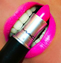 any mac product is worth the fuss. Snob; is epic. or pretty please is simple and supple for a pout! pretty in pink babies. xo