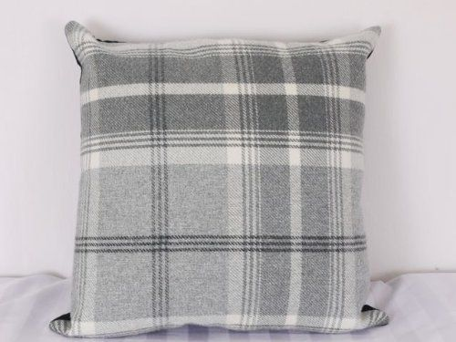 Highland Mist Tartan 16in x 16in Cushion Cover in Grey , http://www.amazon.co.uk/dp/B00F42MVLK/ref=cm_sw_r_pi_dp_-v6Nsb0D8S25H