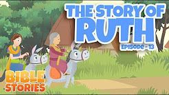 naomi and ruth bible story for kids - YouTube