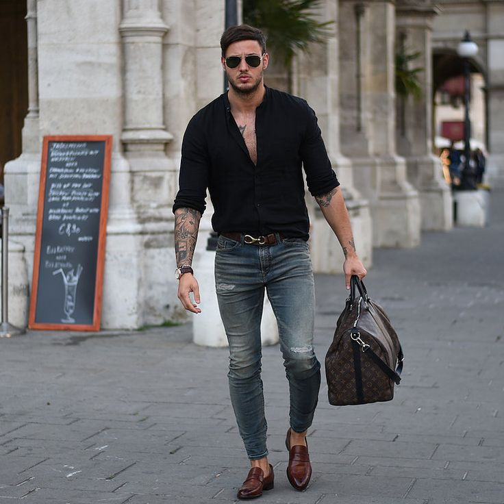 BADASS WEEKEND LOOK | PHILIPPE GAZAR ⎮ STREETSTYLE FASHION BLOGGER