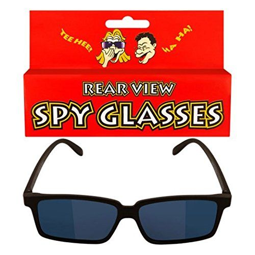 From 1.35 New Rear View Spy Glasses Mirror See Behind You!! Hb