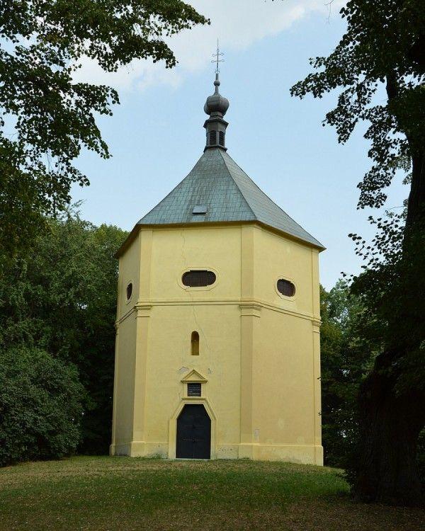 Borský Mikuláš - Kaplnka sv. Márie Magdalény