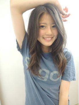 ☆blues☆無造作カジュアルカール - 24時間いつでもWEB予約OK!ヘアスタイル10万点以上掲載!お気に入りの髪型、人気のヘアスタイルを探すならKirei Style[キレイスタイル]で。