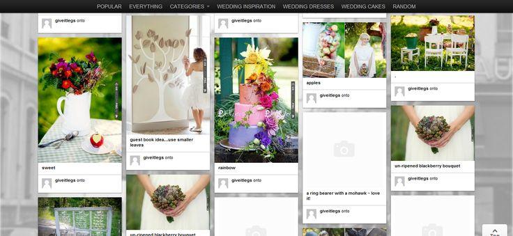 Weddingpins.net is live! Just got my free account! It's like Pinterest, but only weddings! #weddings >> wedding picture ideas, wedding photo ideas, wedding picture galleries, wedding photo galleries --> http://weddingpins.net