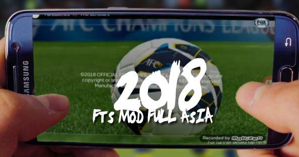 FTS Mod Full Asia 2018 v1 U16/U19/U22 Timnas Indonesia
