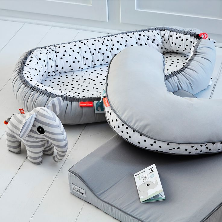 Done by Deer's great products for the nursery are not only good for your child - but also good for you! Feel more secure letting your child out of your arms with the the adorable baby nest, and feel more comfortable when nursing with the nursing pillow.