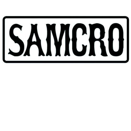 Fans of the hit FX TV series Sons of Anarchy will love this officially-licensed Sons of Anarchy SAMCRO patch.  Whether if you're just a casual fan of Sons of Anarchy or a super fan who wants to put together a DIY Sons of Anarchy Halloween costume this year, this Sons of Anarchy SAMCRO Iron-on patch can be added to your favorite hoodie, backpack or jacket.  Wearing this Sons of Anarchy Patch will show everyone what a real fan of Sons of Anarchy looks like.