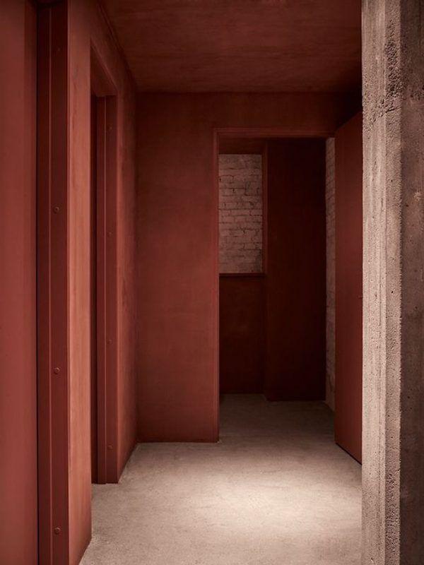 Couleur Terracotta Ou L Adopter En Deco Interieur Monochrome