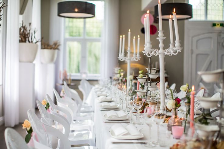 Diner, Bruiloft, Klooster Bethlehem