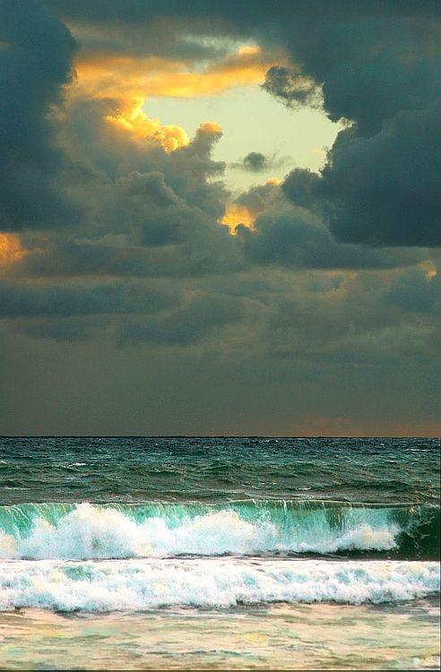 ✯ Stormy Sunrise - Jupiter, Florida
