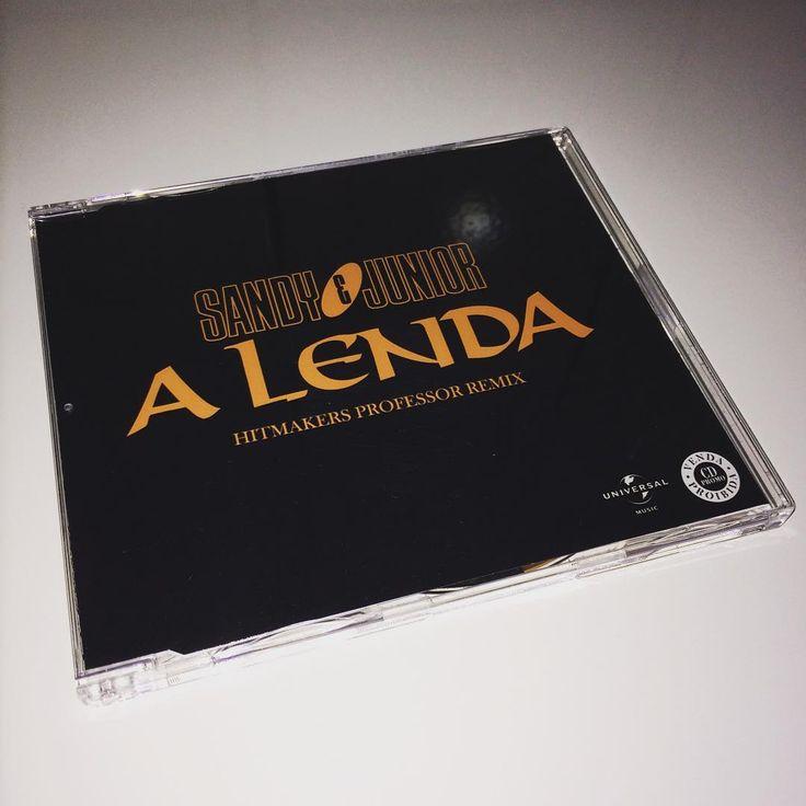 Sandy & Junior A Lenda Remix #sandyejunior #alenda #singles #fanmade 💿💕