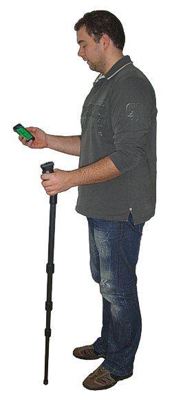 Der UnderCover Detektor Rover UC - klein, handlich, leistungsstark und gesteuert mittels Android Smartphone