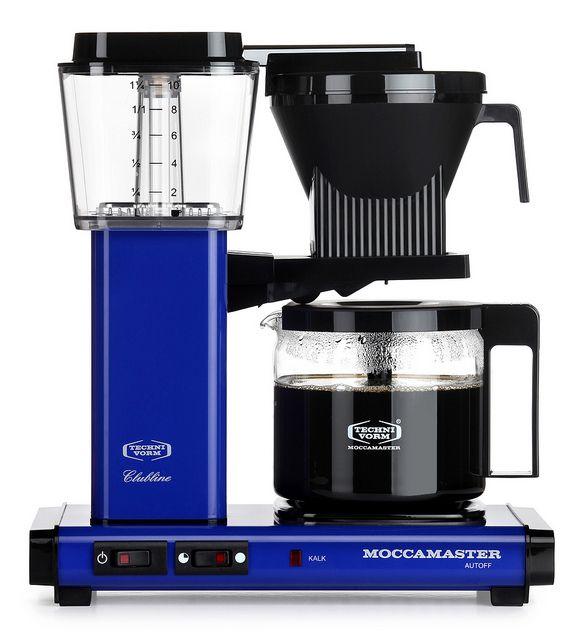 Moccamaster KBGC982 AO Royal Blue