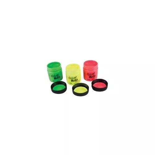 Tinta  Facial Líquida Fluorescente Cores Cítricas -neon 15ml - R$ 4,90