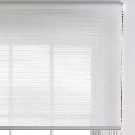 how to clean white roller blinds