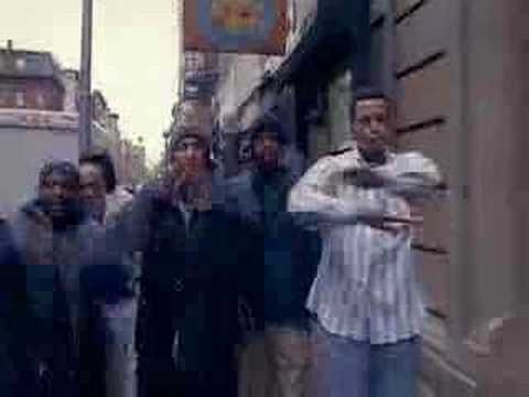 Brand Nubian - Punks Jump Up To Get Beat Down    Classic!