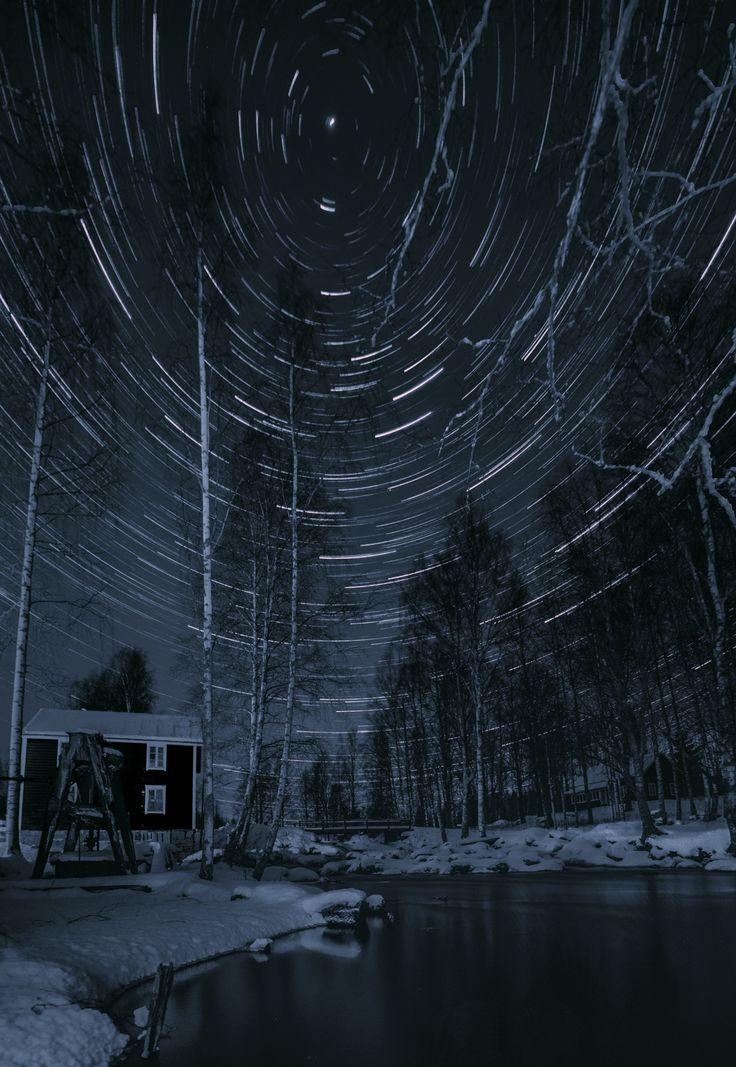 Star trails http://jiipeephotography.com