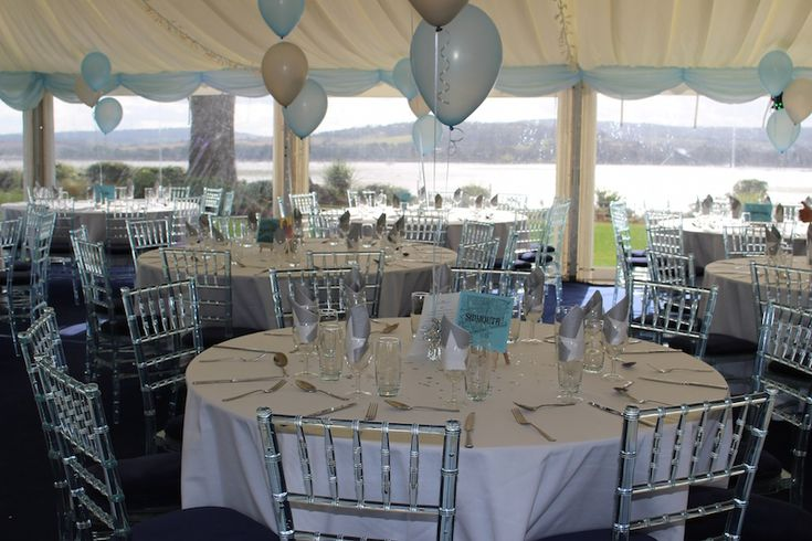 Ghost or Ice chair hire -Britannia Catering Yeovil Hire
